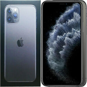BNIB Apple iPhone 11 Pro Single Sim 64GB+6GB Grey Factory Unlocked 4G/LTE GSM