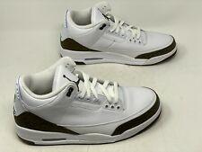 Nike Air Jordan 3 III Retro White Mocha Size 13. 136064-122