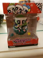 Powerpuff Girls Christmas Ornament 2002 Cartoon Network vtg.