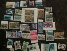 Mint Japan 38 Stamp Collection Lot MXE