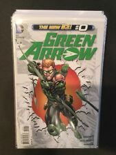 Dc Comics, Green Arrow: New 52 #s 0,5-12, Brightest Day # 1, Vf/Nm