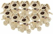 Pack 10 Talking Ben Press Soft Toy with App Sounds TB2076 Great for Party Bags
