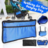 Stroller Wheelchair Walke Scooter Bag Water Cup Holder Travel Pouch Armrest Side