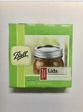 Ball SMALL Mouth Canning Mason Jar Lids - 12 per Pack (1-dozen) NEW & SEALED Box