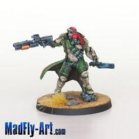 Tarik Mansuri Spitfire MASTERS6 Infinity painted MadFly-Art