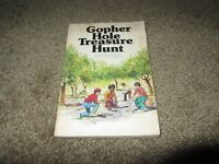 Gopher Hole Treasure Hunt by Ralph L. Bartholomew (1977, Paperback) FREE SHIP