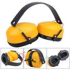 Protection Folding Ear Muffs Earmuff Ear Defenders Construction Noise Reduction