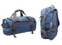 Summit DA 30L 2 in 1 Holdall Rucksack Travel Bag Blue