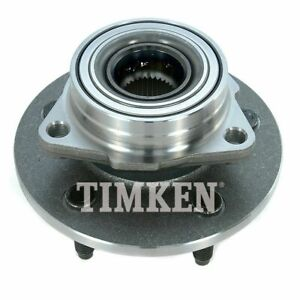 Wheel Bearing and Hub Assembly Front TIMKEN 515028 fits 2000 Ford F-150
