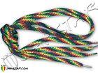 Paire de Lacets Rasta ShoeLace Reggae Rastafari Jamaica Roots 110cm