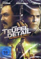 DVD - Der Teufel im Detail - Payback Is Hell - Emilio Rivera & Ray Liotta