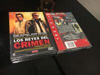Les Rois Du Crime DVD Kurt Russell Kevin Costner Scellé Tout Neuf