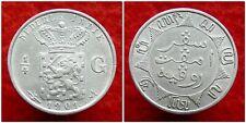 Netherlands Indies - 1/4 Gulden 1901 ~ Scho. 801