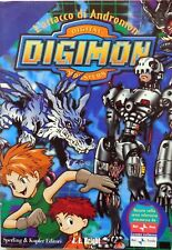 L ATTACCO DI ANDROMON DIGITAL DIGIMON MONSTER  SPERLING KUPFER EDITORI 1999