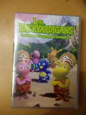 LOS BACKYARDIGANS TERCERA TEMPORADA COMPLETA (4 discos) DVD NEW REGION 4 ESPAÑOL