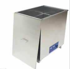 77L Ultrasonic cleaner free basket 40KHZ or 28KHZ optional for Industrial use U