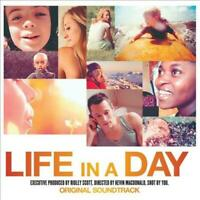 ORIGINAL SOUNDTRACK - LIFE IN A DAY NEW CD