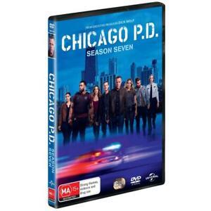 Chicago P.D. PD : Season 7 : NEW DVD