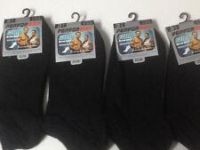 24 Pairs Ladies Trainer Liner Sports Sock Womens Girls Funky Designs Adult BLACK