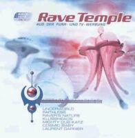 Rave Temple 3 (1996) Underworld, Faithless, Ravers Nature, Klubbheads... [2 CD]