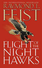 Flight of the Night Hawks (Darkwar, Book 1) by Raymond E. Feist Small Paperback