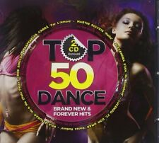 TOP 50 DANCE 2CD: brand new & forever hits (Disco, Discoteca, BOB SINCLAR...)