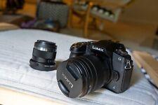 Panasonic LUMIX G85 Mirrorless 4K Filmmaking Kit