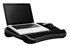 Lap Gear XL Laptop Lap Desk Bed Pad Wrist Rest Computer Tablet Pad Lap Desk NEW