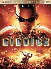 Chronicles of Riddick(USED DVD)-Vin Diesel-Unrated DIRECTORS CUT-