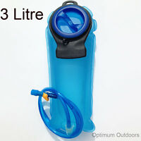 1, 2 or 3 Litre Hydration Pack Water Bladder Bag Reservoir Pouch Fits Camelbak