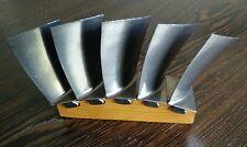 Turbine engine blade set - Titanium CFM56 - Boeing 737 & Airbus A320 - COOL