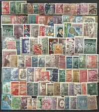 AUSTRIA STAMP COLLECTION  PACKET of 100 DIFFERENT Used Stamps NICE SELECTION