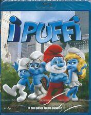 I PUFFI - BLU-RAY (NUOVO SIGILLATO)
