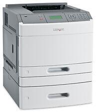 Lexmark T650dtn Network Duplex Mono Laser Printer T650 650dtn 650 *NOT T650n *JM