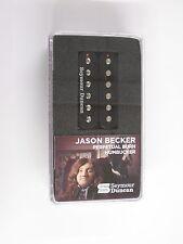 Seymour Duncan Jason Becker Perpetual Burn Bridge Trembucker Black