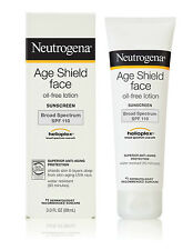 Neutrogena Age Shield Face Lotion Sunscreen 110 SPF, 3 FL OZ {Pack Of 2)