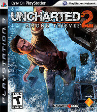 PS3 Uncharted 2: Among Thieves FREE S&H