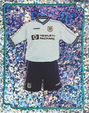 N°466 SHIRT MAILLOT TOTTENHAM HOTSPUR STICKER MERLIN PREMIER LEAGUE 1999