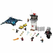 Captain America Airport LEGO Complete Sets & Packs