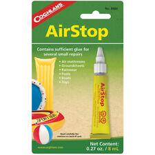 Coghlan's Airstop Sellador De Vinilo De Reparación-colchones de aire, hojas de tierra, ropa impermeable