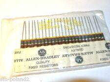 4.7M 1W RC32GF475K Allen Bradley Carbon Composition Resistors 4.7MEG [QTY=25pcs]