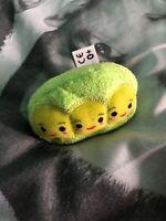 Disney Tsum Tsum Pixar Toy Story 3 Peas In A Pod Mini Soft Toy Plush Beanie