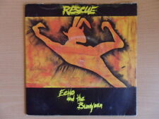 """Echo And The Bunnymen - Rescue  (7"""" Vinyl)"""