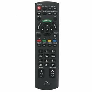New N2QAYB000604 Remote Control for Panasonic TV THL32C30A THL32E3A THL32U30A