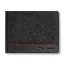 Original Audi Sport Geldbörse Portemonnaie RFID-Schutz schwarz/rot 3151901200
