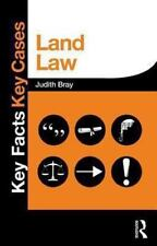 Land Law by Judith Bray (2014, Paperback)