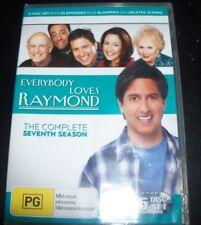 Everybody Loves Raymond The Complete Seventh Season 7 (Australia Reg 4) DVD NEW
