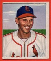 1950 Bowman #88 Marty Marion VG-VGEX+ St. Louis Cardinals FREE SHIPPING