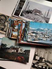 über 60 alte Ansichtskarte überwiegend farbige Karten, Deutschland Griechenland