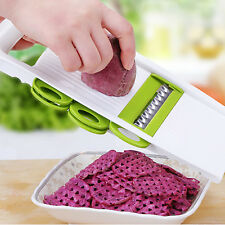 Premium Fruit Vegetable Slicer Nicer Dicer Plus Food Chopper Cutter Peeler